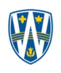 Master of Social Work - University of Windsor (2012)