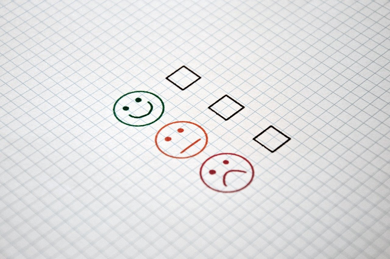 feedback, checklist, job