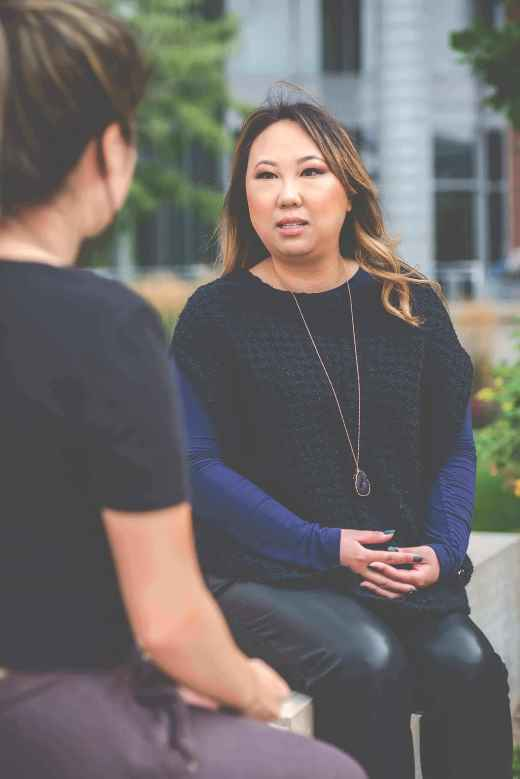 Talk Therapy With Vera - Vera Cheng - Counselling - Outside